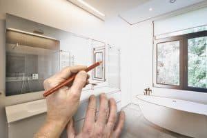 teljes fürdőszoba felújítás